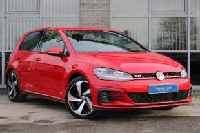 Volkswagen Golf 2.0 TSI GTI 5dr Hatchback Petrol Red at Yorkshire Vehicle Solutions York