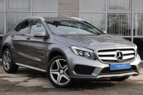 Mercedes-Benz GLA Class 2.1 GLA 200d 4Matic AMG Line 5dr Auto Estate Diesel Grey at Yorkshire Vehicle Solutions York