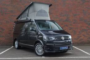 Volkswagen Caravelle 2.0 BiTDi BlueMotionTech Executive 180 4MOTION 5dr MPV Diesel BLACK at Yorkshire Vehicle Solutions York