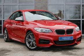 BMW 2 Series 3.0 M235i 2dr Step Auto Coupe Petrol Red at Yorkshire Vehicle Solutions York