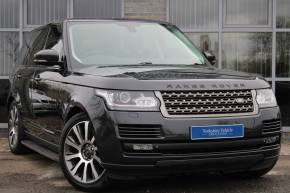 Land Rover Range Rover 3.0 TDV6 Vogue 4dr Auto Estate Diesel Grey at Yorkshire Vehicle Solutions York