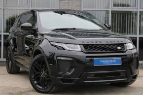 Land Rover Range Rover Evoque 2.0 TD4 HSE Dynamic 5dr Auto Estate Diesel Black at Yorkshire Vehicle Solutions York