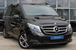 2018 (68) Mercedes-Benz V Class at Yorkshire Vehicle Solutions York