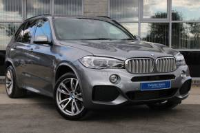 BMW X5 3.0 xDrive40d M Sport 5dr Auto Estate Diesel Grey at Yorkshire Vehicle Solutions York