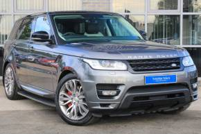 Land Rover Range Rover Sport 4.4 SDV8 Autobiography Dynamic 5dr Auto Estate Diesel Grey at Yorkshire Vehicle Solutions York