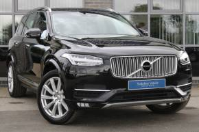 Volvo XC90 2.0 T5 [250] Inscription 5dr AWD Gtron Estate Petrol Black at Yorkshire Vehicle Solutions York