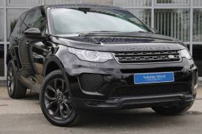 Land Rover Discovery Sport 2.0 TD4 180 Landmark 5dr Auto Estate Diesel Black at Yorkshire Vehicle Solutions York