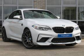 2019 (69) BMW M2 at Yorkshire Vehicle Solutions York
