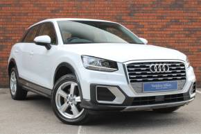 Audi Q2 1.4 TFSI Sport S Tronic Estate Petrol White at Yorkshire Vehicle Solutions York