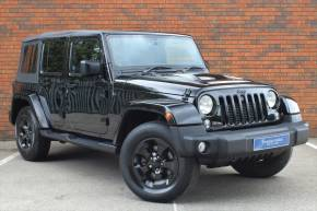 2015 (65) Jeep Wrangler at Yorkshire Vehicle Solutions York