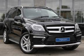 Mercedes-Benz GL Class 3.0 GL350 BlueTEC AMG Sport 5dr Tip Auto Estate Diesel Black at Yorkshire Vehicle Solutions York