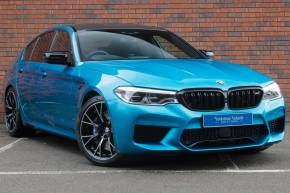 2019 (69) BMW M5 at Yorkshire Vehicle Solutions York