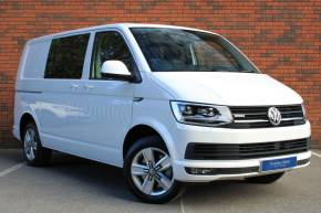 2018 (68) Volkswagen Transporter at Yorkshire Vehicle Solutions York