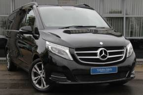 2017 (17) Mercedes-Benz V Class at Yorkshire Vehicle Solutions York