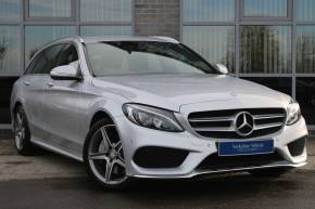 2014 (64) Mercedes-Benz C Class at Yorkshire Vehicle Solutions York