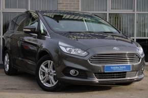 Ford S-MAX 2.0 TDCi 150 Titanium 5dr MPV Diesel Grey at Yorkshire Vehicle Solutions York