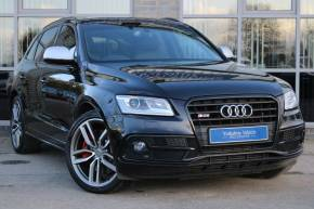 Audi SQ5 3.0 BiTDi Tiptronic Quattro Estate Diesel Black at Yorkshire Vehicle Solutions York