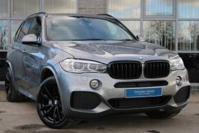 2018 (18) BMW X5 at Yorkshire Vehicle Solutions York