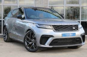 2020 (20) Land Rover Range Rover Velar at Yorkshire Vehicle Solutions York