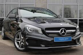 2016 (65) Mercedes-Benz Cla Class at Yorkshire Vehicle Solutions York