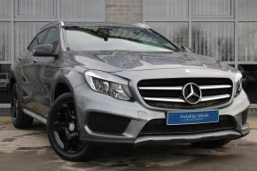 Mercedes-Benz Gla 2.1 GLA 220d 4Matic AMG Line 5dr Auto Estate Diesel Grey at Yorkshire Vehicle Solutions York