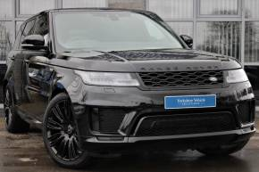 2019 (19) Land Rover Range Rover Sport at Yorkshire Vehicle Solutions York