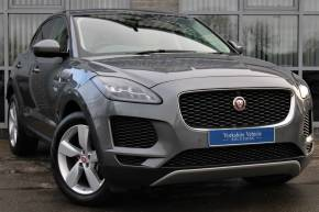2019 (19) Jaguar E-pace at Yorkshire Vehicle Solutions York