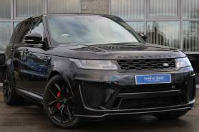 2020 (20) Land Rover Range Rover Sport at Yorkshire Vehicle Solutions York