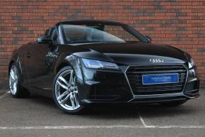 2015 (15) Audi TT at Yorkshire Vehicle Solutions York