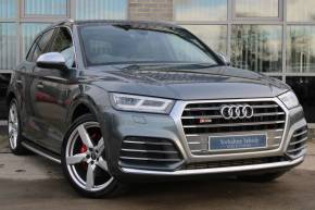 2018 (68) Audi SQ5 at Yorkshire Vehicle Solutions York