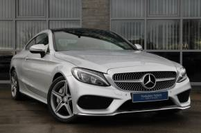 2016 (66) Mercedes-Benz C Class at Yorkshire Vehicle Solutions York