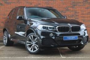 2016 (16) BMW X5 at Yorkshire Vehicle Solutions York