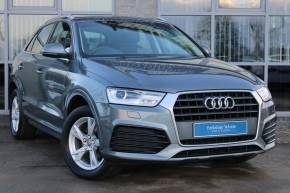 2017 (67) Audi Q3 at Yorkshire Vehicle Solutions York