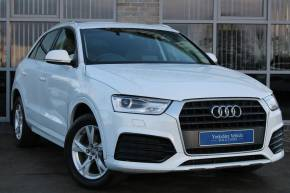 2017 (17) Audi Q3 at Yorkshire Vehicle Solutions York