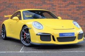 2015 (64) Porsche 911 GT3 at Yorkshire Vehicle Solutions York