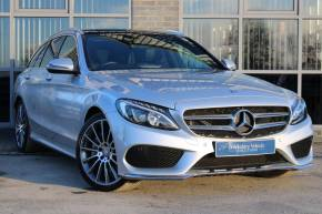2016 (16) Mercedes-Benz C Class at Yorkshire Vehicle Solutions York