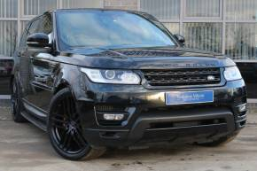 2014 (14) Land Rover Range Rover Sport at Yorkshire Vehicle Solutions York