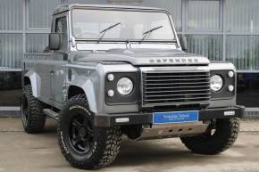 1995 (M) Land Rover 110 at Yorkshire Vehicle Solutions York