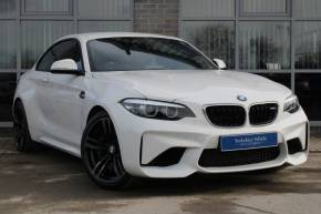 2018 (18) BMW M2 at Yorkshire Vehicle Solutions York