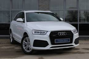 2016 (16) Audi Q3 at Yorkshire Vehicle Solutions York