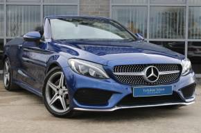 2017 (66) Mercedes-Benz C Class at Yorkshire Vehicle Solutions York
