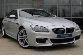 2013 (13) BMW 6 Series at Yorkshire Vehicle Solutions York
