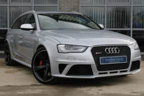 2015 (15) Audi RS4 at Yorkshire Vehicle Solutions York