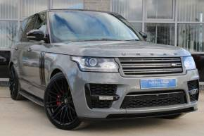 2015 (15) Land Rover Range Rover at Yorkshire Vehicle Solutions York