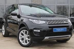 2018 (68) Land Rover Discovery Sport at Yorkshire Vehicle Solutions York