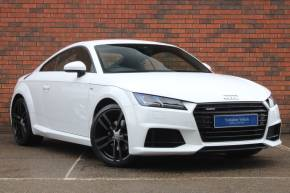 2016 (16) Audi TT at Yorkshire Vehicle Solutions York
