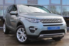 2015 (65) Land Rover Discovery Sport at Yorkshire Vehicle Solutions York