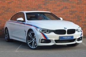 2016 (16) BMW 4 Series at Yorkshire Vehicle Solutions York