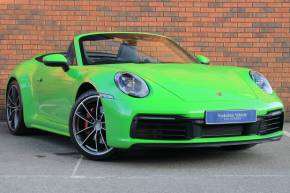 2019 (19) Porsche 911 at Yorkshire Vehicle Solutions York