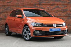 2020 (70) Volkswagen Polo at Yorkshire Vehicle Solutions York